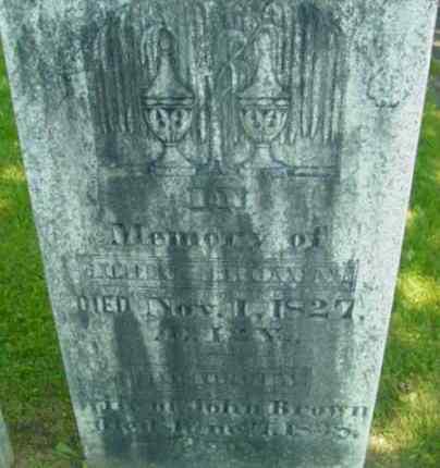 BROWN, DOROTHY - Berkshire County, Massachusetts | DOROTHY BROWN - Massachusetts Gravestone Photos