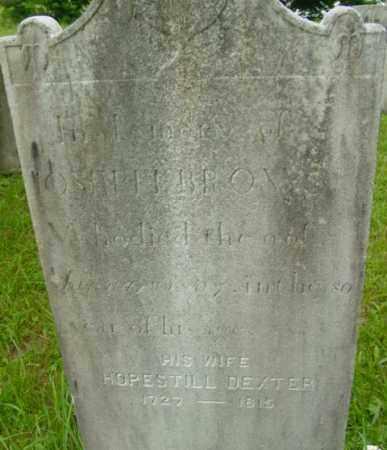 BROWN, HOPESTILL - Berkshire County, Massachusetts | HOPESTILL BROWN - Massachusetts Gravestone Photos