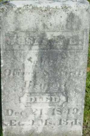 BRYANT, JOSIAH E - Berkshire County, Massachusetts | JOSIAH E BRYANT - Massachusetts Gravestone Photos