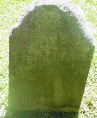 BUCKLIN, JERUSHA - Berkshire County, Massachusetts | JERUSHA BUCKLIN - Massachusetts Gravestone Photos