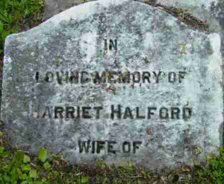 BULL, HARRIET - Berkshire County, Massachusetts | HARRIET BULL - Massachusetts Gravestone Photos