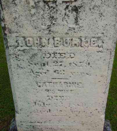 BURKE, JOHN - Berkshire County, Massachusetts | JOHN BURKE - Massachusetts Gravestone Photos