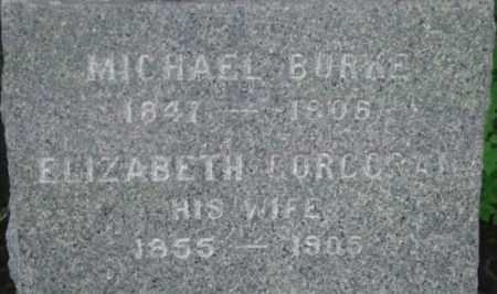 CORCORAN, ELIZABETH - Berkshire County, Massachusetts | ELIZABETH CORCORAN - Massachusetts Gravestone Photos
