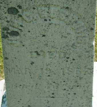 BURROWS, JOHN C - Berkshire County, Massachusetts | JOHN C BURROWS - Massachusetts Gravestone Photos
