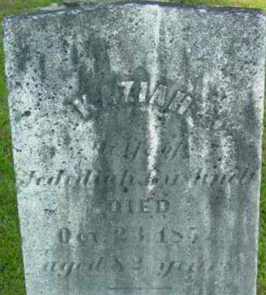 BUSHNELL, KAZIAH - Berkshire County, Massachusetts | KAZIAH BUSHNELL - Massachusetts Gravestone Photos