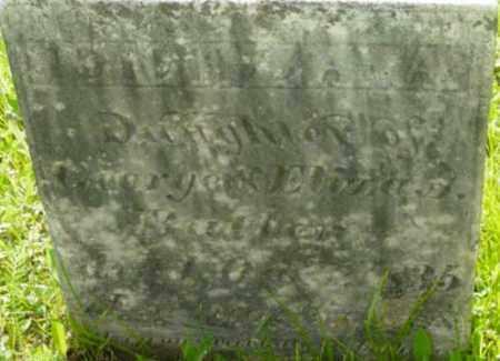 BUTLER, ELIZA A - Berkshire County, Massachusetts | ELIZA A BUTLER - Massachusetts Gravestone Photos