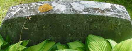 BUTLER, AGNES G - Berkshire County, Massachusetts | AGNES G BUTLER - Massachusetts Gravestone Photos