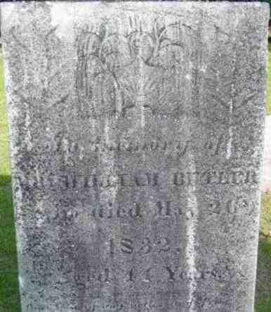 BUTLER, WILLIAM - Berkshire County, Massachusetts | WILLIAM BUTLER - Massachusetts Gravestone Photos