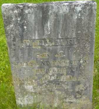 BUTLER, WILLIAM H - Berkshire County, Massachusetts | WILLIAM H BUTLER - Massachusetts Gravestone Photos