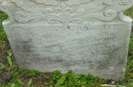 CADY, WILLIAM - Berkshire County, Massachusetts | WILLIAM CADY - Massachusetts Gravestone Photos
