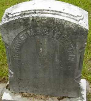 CARPENTER, HARRIET M B - Berkshire County, Massachusetts   HARRIET M B CARPENTER - Massachusetts Gravestone Photos
