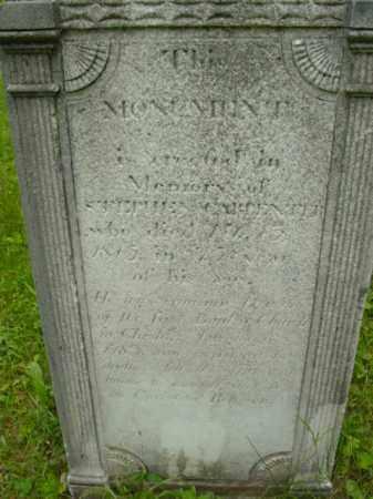 CARPENTER, STEPHEN - Berkshire County, Massachusetts | STEPHEN CARPENTER - Massachusetts Gravestone Photos
