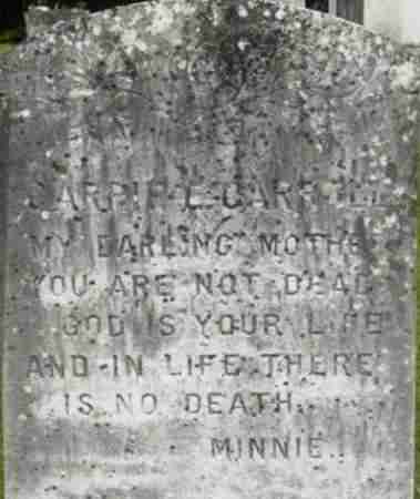 CARROLL, CARRIE E - Berkshire County, Massachusetts   CARRIE E CARROLL - Massachusetts Gravestone Photos