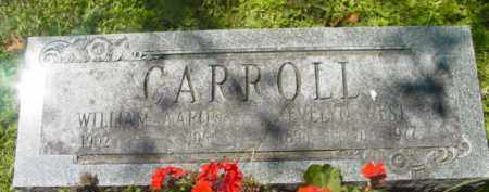 CARROLL, WILLIAM AARON - Berkshire County, Massachusetts | WILLIAM AARON CARROLL - Massachusetts Gravestone Photos