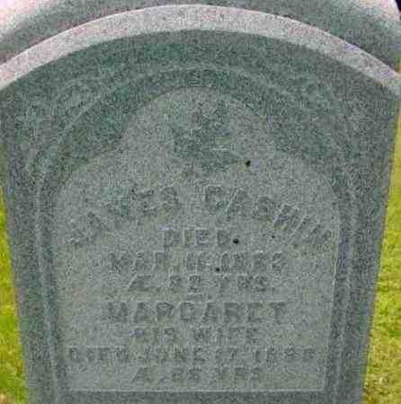 CASHIN, MARGARET - Berkshire County, Massachusetts | MARGARET CASHIN - Massachusetts Gravestone Photos