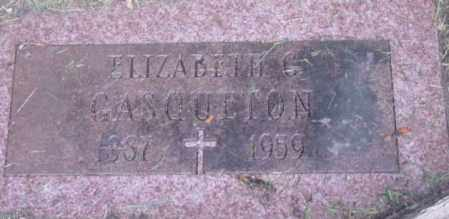 CASQUETON, ELIZABETH C - Berkshire County, Massachusetts | ELIZABETH C CASQUETON - Massachusetts Gravestone Photos