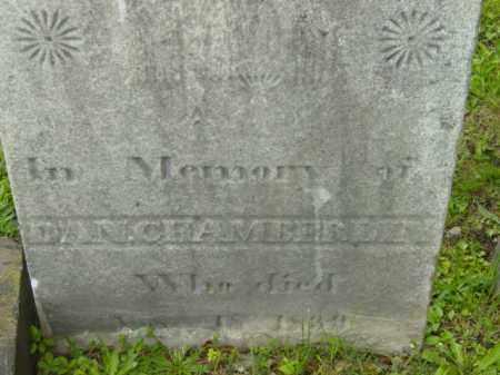 CHAMBERLIN, DAN - Berkshire County, Massachusetts | DAN CHAMBERLIN - Massachusetts Gravestone Photos