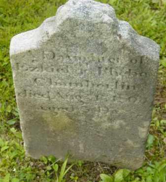 CHAMBERLIN, FEMALE - Berkshire County, Massachusetts   FEMALE CHAMBERLIN - Massachusetts Gravestone Photos