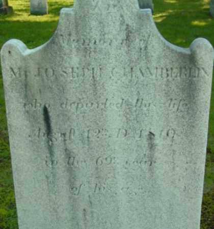 CHAMBERLIN, JOSEPH - Berkshire County, Massachusetts | JOSEPH CHAMBERLIN - Massachusetts Gravestone Photos