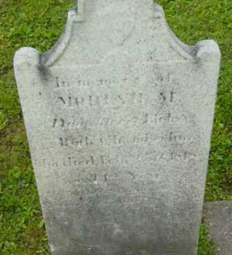 CHAMBERLIN, MORIAH M - Berkshire County, Massachusetts | MORIAH M CHAMBERLIN - Massachusetts Gravestone Photos