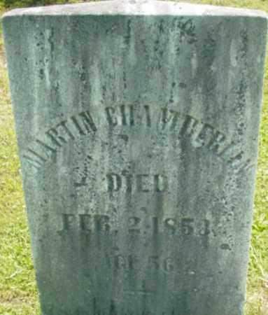 CHAMBERLIN, MARTIN - Berkshire County, Massachusetts | MARTIN CHAMBERLIN - Massachusetts Gravestone Photos