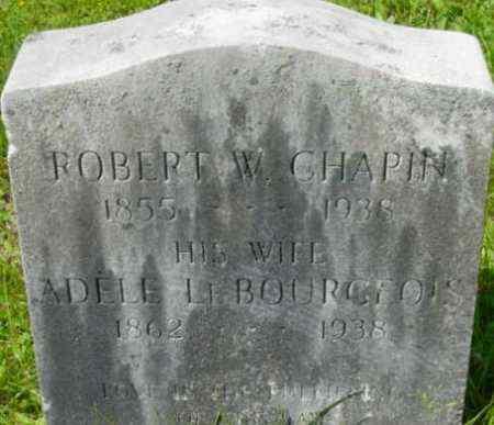 CHAPIN, ADELE - Berkshire County, Massachusetts | ADELE CHAPIN - Massachusetts Gravestone Photos