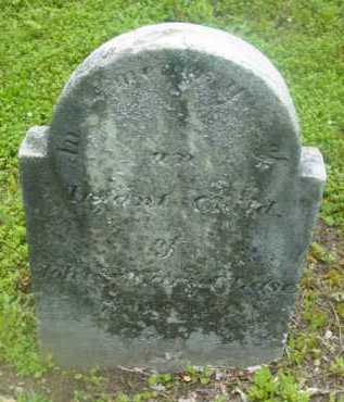 CHASE, INFANT - Berkshire County, Massachusetts | INFANT CHASE - Massachusetts Gravestone Photos