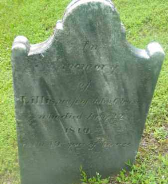 CHASE, LILLIS - Berkshire County, Massachusetts | LILLIS CHASE - Massachusetts Gravestone Photos