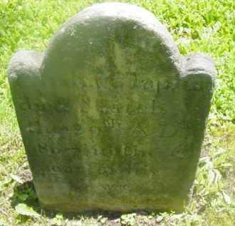 CLAPIN, ELISHA - Berkshire County, Massachusetts | ELISHA CLAPIN - Massachusetts Gravestone Photos