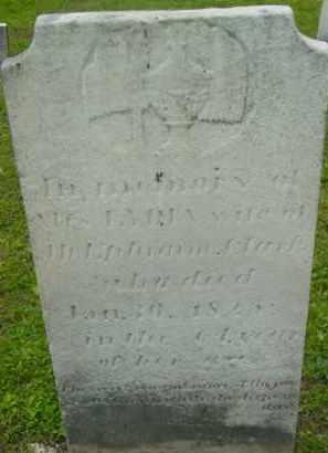 CHAMBERLIN, LYDIA - Berkshire County, Massachusetts | LYDIA CHAMBERLIN - Massachusetts Gravestone Photos