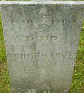 CLEVELAND, ALVAH - Berkshire County, Massachusetts   ALVAH CLEVELAND - Massachusetts Gravestone Photos
