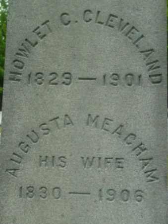 MEACHAM, AUGUSTA - Berkshire County, Massachusetts   AUGUSTA MEACHAM - Massachusetts Gravestone Photos