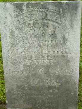 CLEVELAND, LYDIA - Berkshire County, Massachusetts | LYDIA CLEVELAND - Massachusetts Gravestone Photos