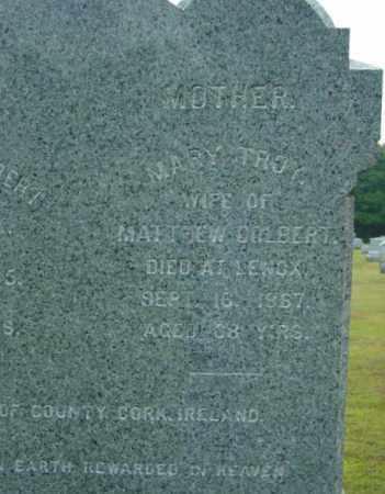COLBERT, MARY - Berkshire County, Massachusetts | MARY COLBERT - Massachusetts Gravestone Photos