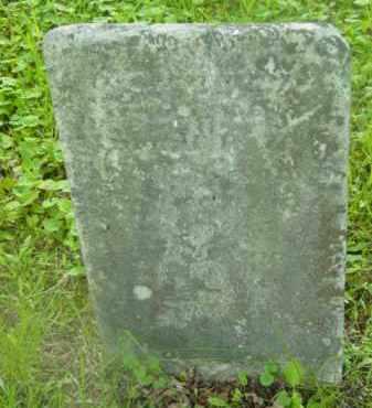 COLE, ___ S - Berkshire County, Massachusetts | ___ S COLE - Massachusetts Gravestone Photos