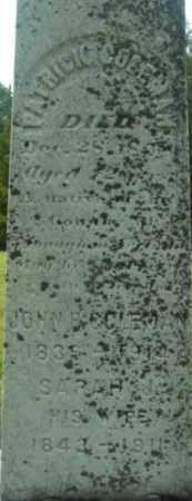 COLEMAN, JOHN H - Berkshire County, Massachusetts | JOHN H COLEMAN - Massachusetts Gravestone Photos