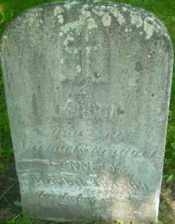 CONNELY, ELLEN - Berkshire County, Massachusetts   ELLEN CONNELY - Massachusetts Gravestone Photos
