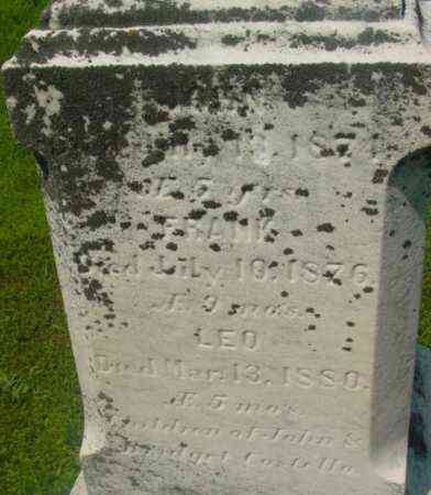 COSTELLO, FRANK - Berkshire County, Massachusetts | FRANK COSTELLO - Massachusetts Gravestone Photos