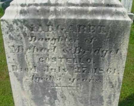 COSTELLO, MARGARET - Berkshire County, Massachusetts | MARGARET COSTELLO - Massachusetts Gravestone Photos