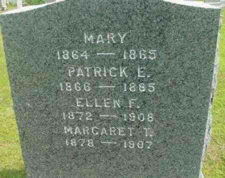 COUGHTER, PATRICK E - Berkshire County, Massachusetts   PATRICK E COUGHTER - Massachusetts Gravestone Photos