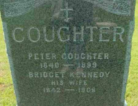 KENNEDY COUGHTER, BRIDGET - Berkshire County, Massachusetts | BRIDGET KENNEDY COUGHTER - Massachusetts Gravestone Photos