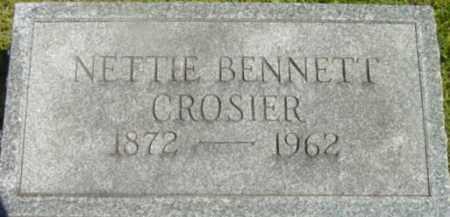 BENNETT, NETTIE - Berkshire County, Massachusetts   NETTIE BENNETT - Massachusetts Gravestone Photos
