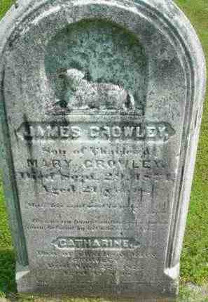 CROWLEY, CATHARINE - Berkshire County, Massachusetts | CATHARINE CROWLEY - Massachusetts Gravestone Photos