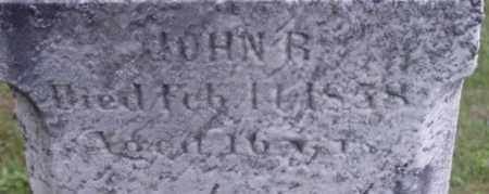 CULLEN, JOHN R - Berkshire County, Massachusetts | JOHN R CULLEN - Massachusetts Gravestone Photos