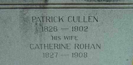 CULLEN, CATHERINE - Berkshire County, Massachusetts | CATHERINE CULLEN - Massachusetts Gravestone Photos