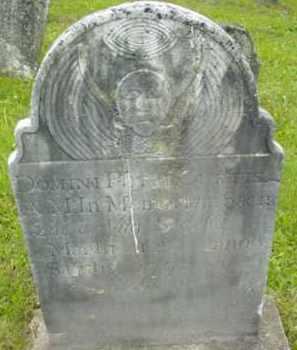 CURTIS, DOMINI PETRI - Berkshire County, Massachusetts   DOMINI PETRI CURTIS - Massachusetts Gravestone Photos