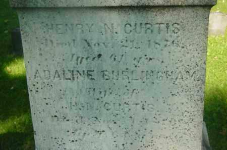 BURLINGHAM, ADALINE - Berkshire County, Massachusetts | ADALINE BURLINGHAM - Massachusetts Gravestone Photos
