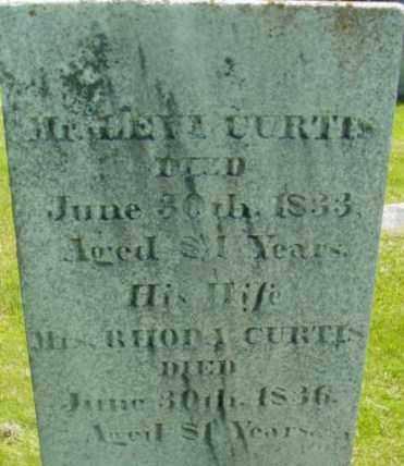 CURTIS, RHODA - Berkshire County, Massachusetts | RHODA CURTIS - Massachusetts Gravestone Photos