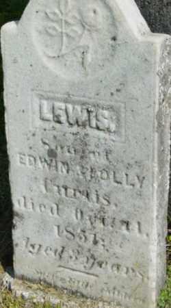 CURTIS, LEWIS - Berkshire County, Massachusetts | LEWIS CURTIS - Massachusetts Gravestone Photos
