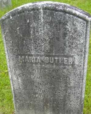 CURTIS, MARIA - Berkshire County, Massachusetts | MARIA CURTIS - Massachusetts Gravestone Photos